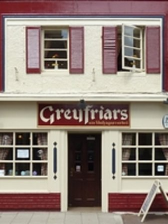 Greyfriars Bar