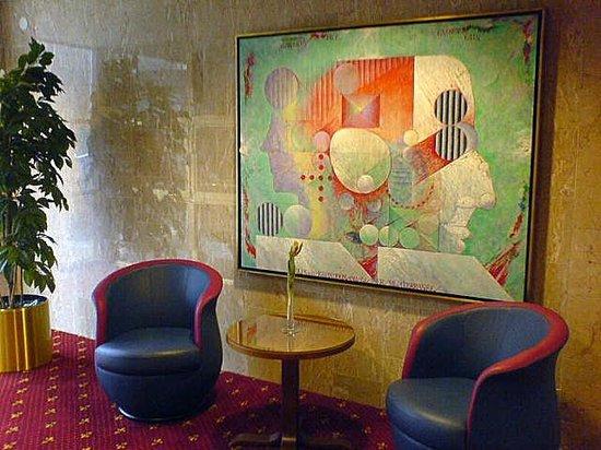 Hotel Orgryte: Interior