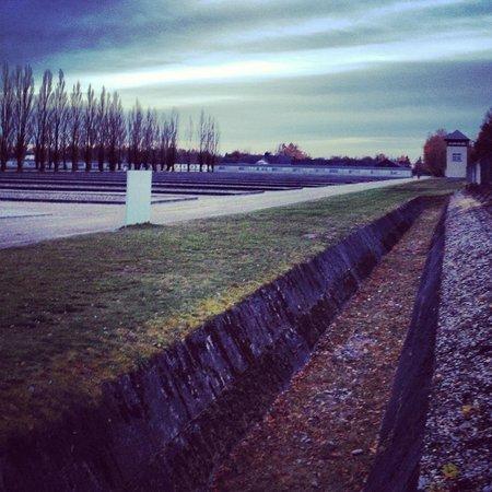 Dachau Concentration Camp Memorial Site:                   Dachau Concentration Camp
