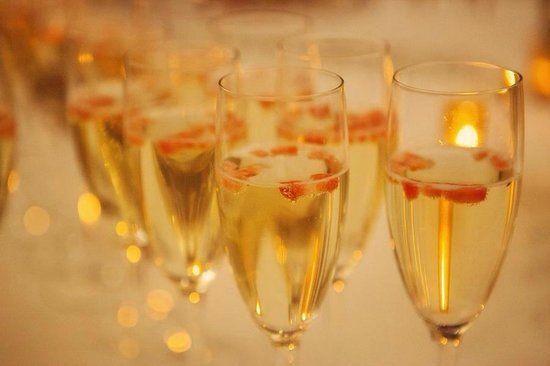 The Salthill Hotel:                   Champagne reception