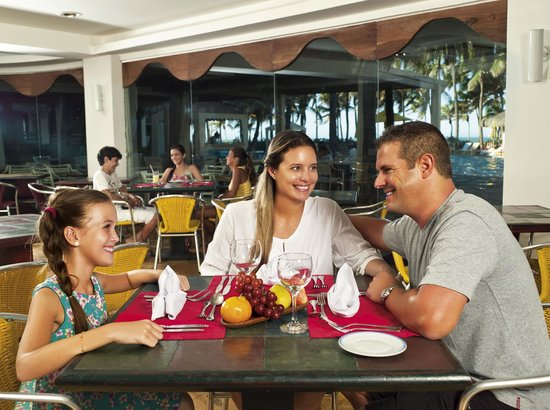 Suites Beach Park Resort : Restaurante do Resort