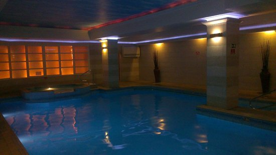 Solana Hotel: indoor pool