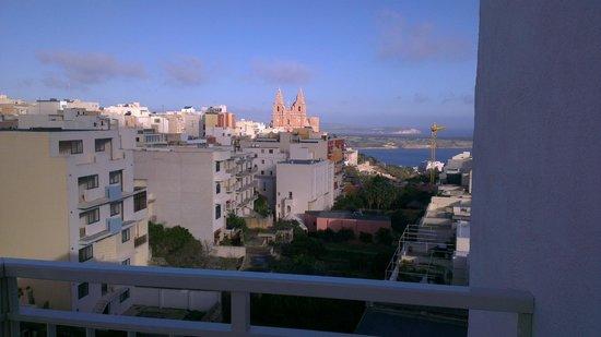 سولانا هوتل آند سبا: view from room