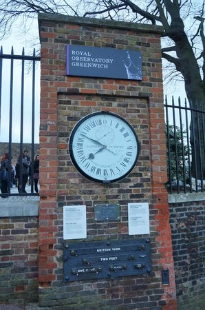 Royal Observatory Greenwich:                                     15