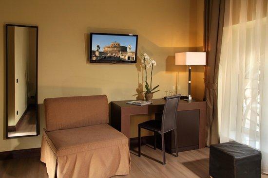 Hotel Boutique Nazionale: Un luogo di sosta di spicconel panorama dell'ampia offerta dell'ospitalità romana