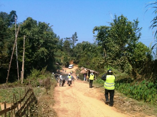 Vietnamrider Travel Company - Private Day Tours: our off-road in northwest Viet Nam