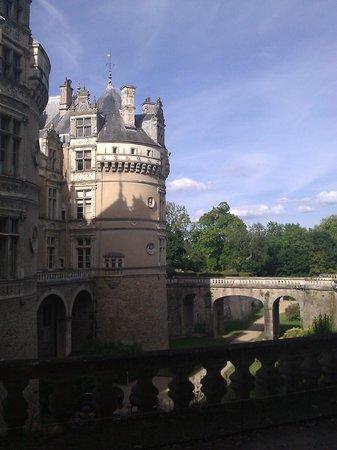 Château du Lude :                   Autre vue