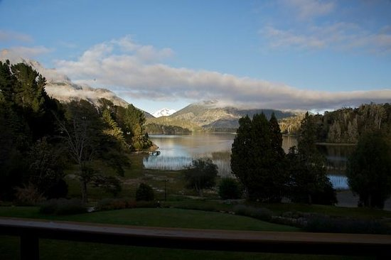 Llao Llao Hotel and Resort, Golf-Spa:                   vista desde habitacion