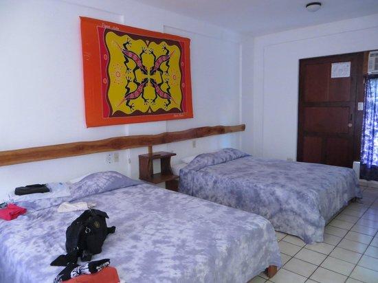 Hotel Pochote Grande:                   schönes geräumiges Zimmer