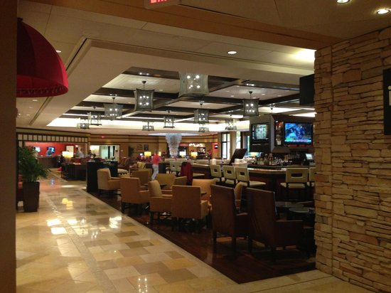 PGA National Resort & Spa:                   Lobby AND bar