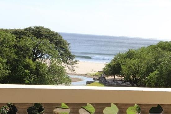 Hacienda Iguana: balcony