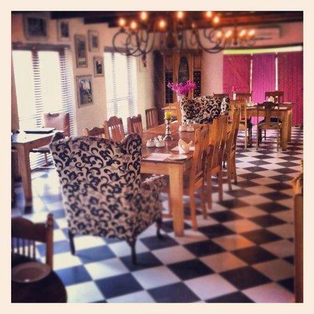 سوارتبيرج كانتري مانور: Patat Restaurant