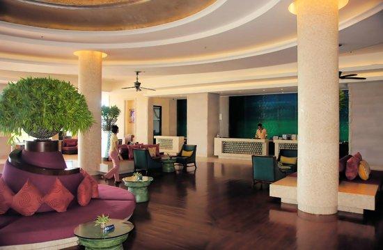 Sheraton Hua Hin Resort & Spa: Hotel-Lobby