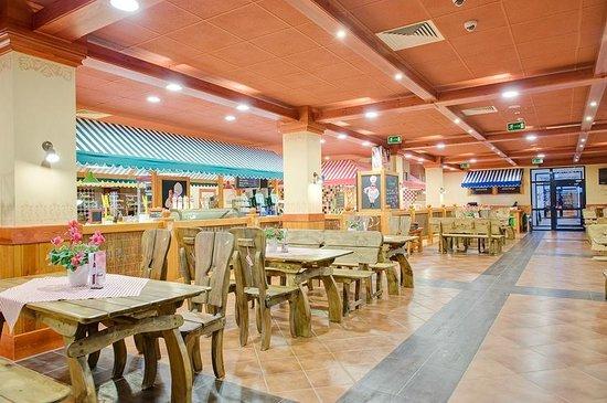 Hotel Picaro - Zarska Wies Polnoc: Restaurant
