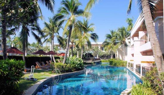 Sheraton Hua Hin Resort & Spa: Hotelparkanlage