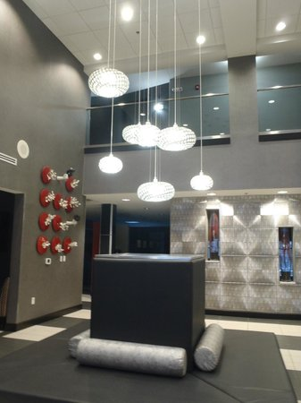 Comfort Suites Bypass:                                     Lobby