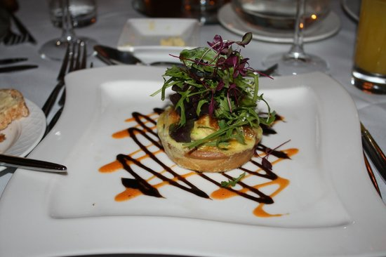 Lord Bute Hotel:                   Starter