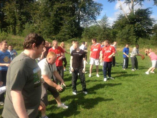 Life Adventure Centre: Teambuilding Adventure Centre Castlewellan