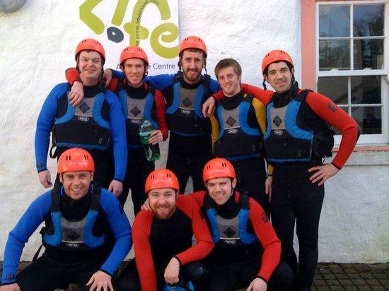 Life Adventure Centre: Stag Party Adventure Centre Castlewellan