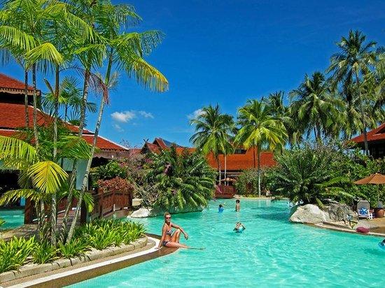 Beach Picture Of Meritus Pelangi Beach Resort Spa Langkawi Pantai Cenang Tripadvisor