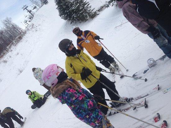 Nemacolin Woodlands Resort:                   Good ski day.