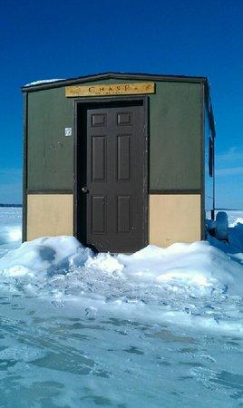 Chase on the Lake :                   Chase Ice House
