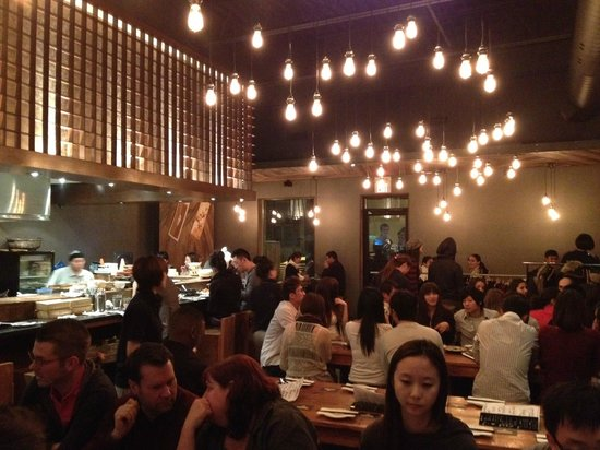 The Westin Harbour Castle, Toronto:                   guu izakaya restaurant in Toronto