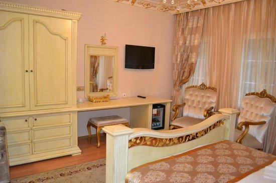 White House Hotel Istanbul:                   Номер