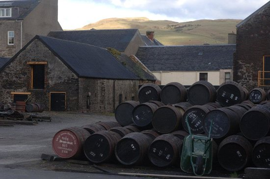 Campbeltown, UK: Springbank Distillery