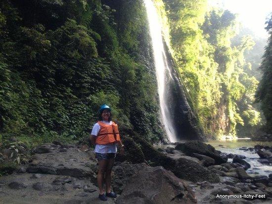Pagsanjan Falls:                   A Falls Along the way