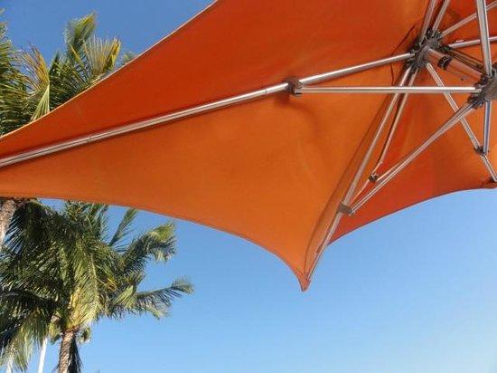 Mandarin Oriental, Miami:                   beach area