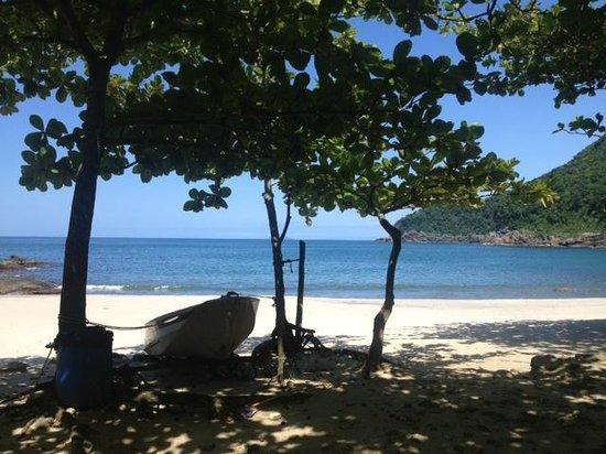 Ilha de Toque Toque Boutique Hotel & Spa:                   Calhetas Beach!