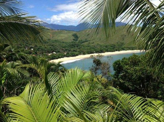 Ilha de Toque Toque Boutique Hotel & Spa:                   view from Hotel on Toque Toque Grande Beach!