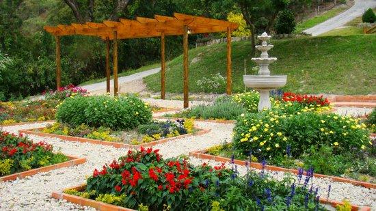 Pousada Quinta da Serra: Jardim