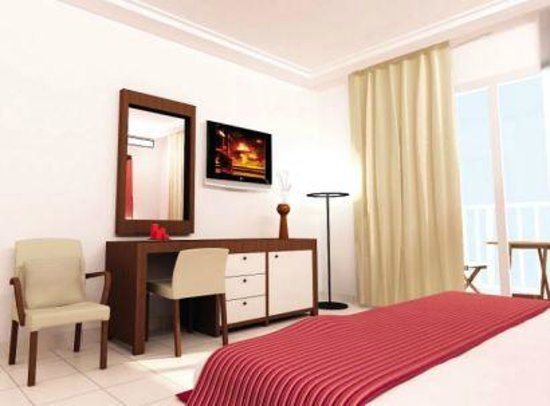 Scheherazade Hotel Sousse: Sea-view double room - planned appearance