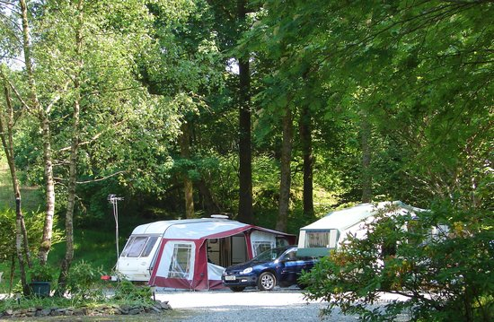 Skelwith Fold Caravan Park:                   A haven of peace and quiet to relax in