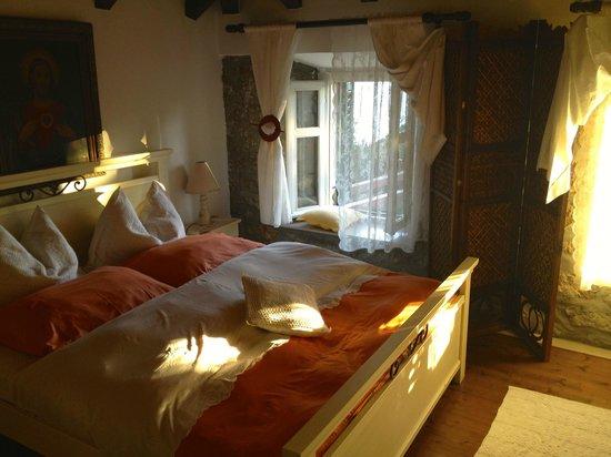 Limestone House:                   Beautiful bedroom