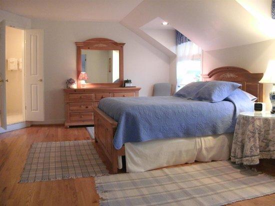 Stanton House Inn: Queen Suite