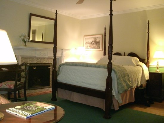 Stanton House Inn: Second Floor Queen Room