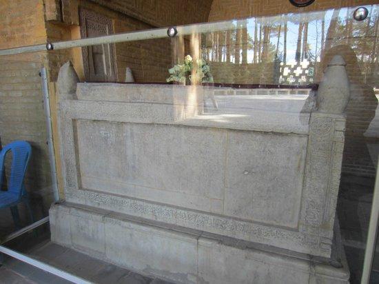 Monare Jonban - Shaking Minarates : mausoleum of Amu Abdoullah Karladani