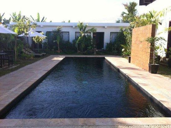 분윈 부티크 호텔:                   pool