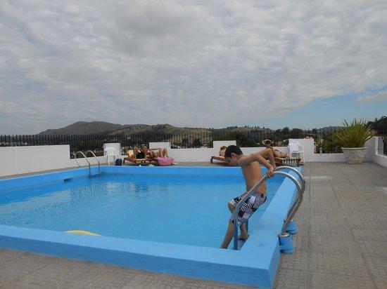Hotel Hermitage:                   pileta