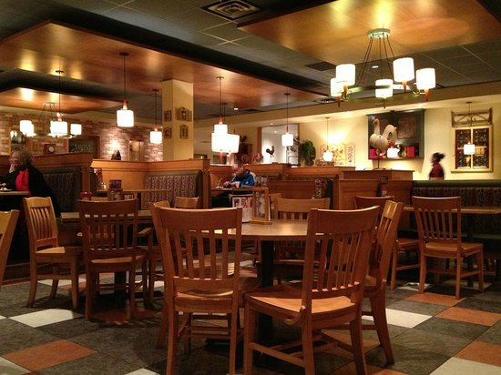 Swiss Chalet: Judging by the crowds I was not alone in my opnion