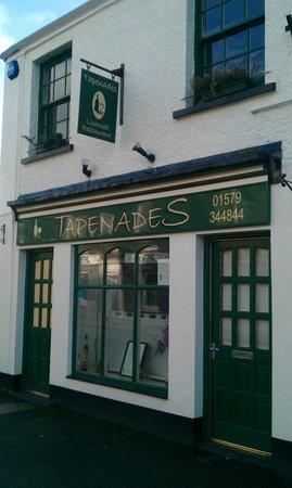 Liskeard, UK: Excellent Tapenades
