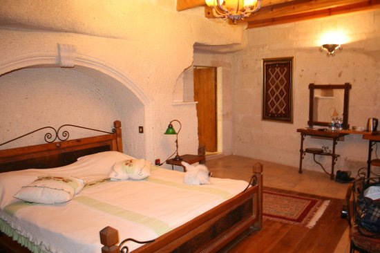 Sultan Cave Suites:                   Camera 309