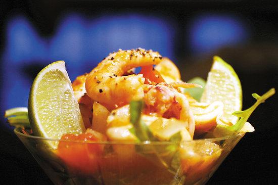 Ceviche Tapas Bar & Restaurant : Ceviche De La Casa