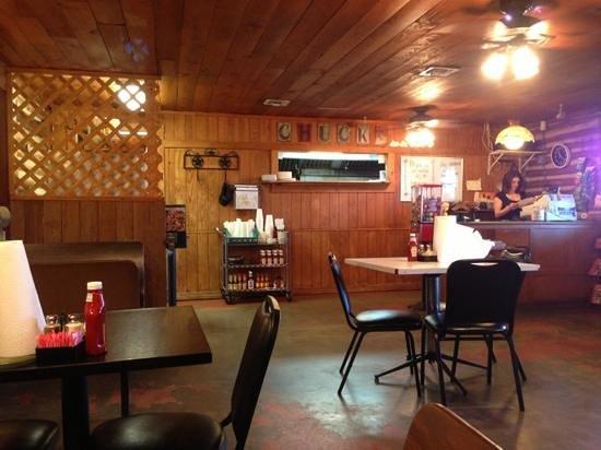 Chuck's Pea Ridge Bar-B-Q & Steakhouse, Temple ...