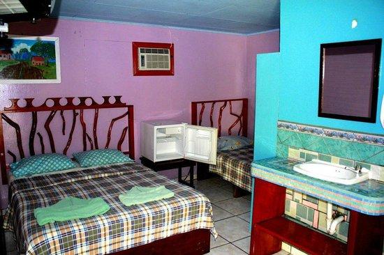 Hotel Maritza: Very quiet rooms