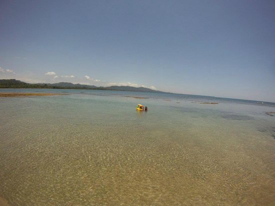 Hotel Maritza: Very nice & calm beach area