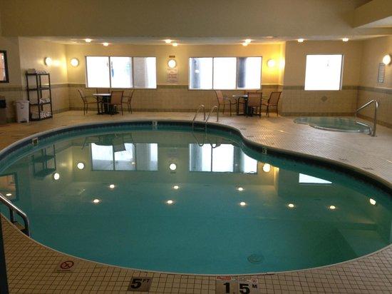 Rodeway Inn: Pool ands Spa